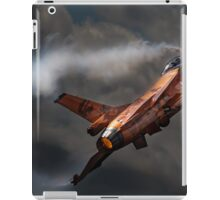 Dutch Demo Team F16 Fighting Falcon iPad Case/Skin