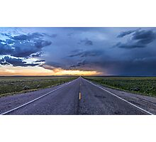 Highway to the Skyway Photographic Print