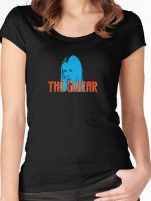 The Swear - Warhol Women's Fitted Scoop T-Shirt