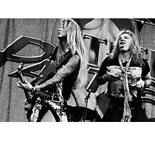 Steel Panther Photographic Print