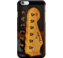 Guitar Headstock iPhone Case/Skin