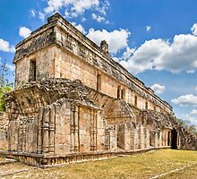 Inheritance of the Maya - Ruins at Kabah by Mark Tisdale