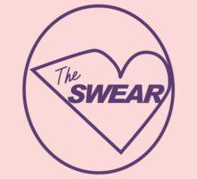 The Swear - Modern Swearers Kids Tee