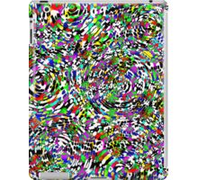 Mysterious Smiles by Mark Compton iPad Case/Skin