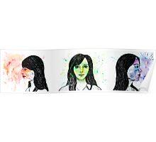 introducing the splatter spectrum (2012) Poster