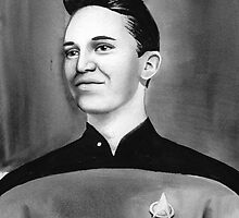 wesley crusher by dollface87
