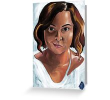 Self Portrait or Bust! Greeting Card