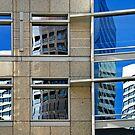 San Francisco Reflection 61 by luvdusty
