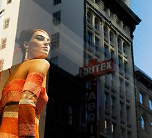 Mannequin Reflection 1 by luvdusty