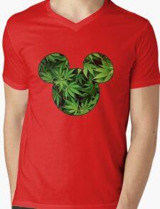 High Micks Mens V-Neck T-Shirt