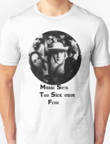 Mother Love Bone/ Shangri la Unisex T-Shirt