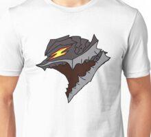 Berserk Armor Helmet - Black Outlines  Unisex T-Shirt