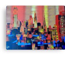 Manhattan 0191 Canvas Print