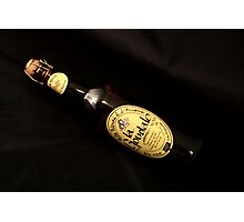 Still Life - French Ale 2 Photographic Print