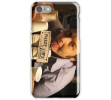 Boosh pocket cups iPhone Case/Skin