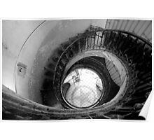 Le Phare de Calais - The Stair Case 4 Poster