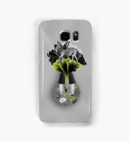 There's ecology in every drop Samsung Galaxy Case/Skin