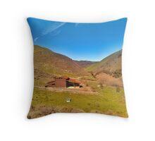California Hills Throw Pillow