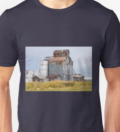 Old mill. Unisex T-Shirt