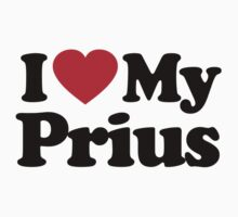 I Love My Prius by iheart