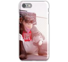 Monkey Beat iPhone Case/Skin