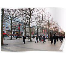 Parisian Mosaic - Piece 30 Poster