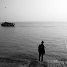 The Last Ferry by Vivek George Koshy