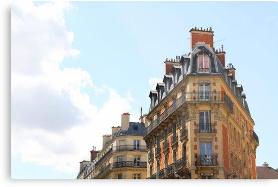 Parisian Mosaic - Piece 35 by Igor Shrayer