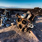 Bleaklow Plane Crash by James Grant