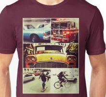 New Yorks Finest Print Unisex T-Shirt