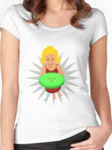 Super Maeve Women's Fitted Scoop T-Shirt