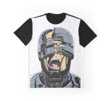 Robocop Movie T-Shirt Graphic T-Shirt