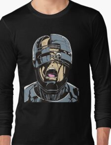 Robocop Movie T-Shirt Long Sleeve T-Shirt