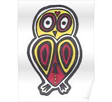 Lucha Owlbre Poster