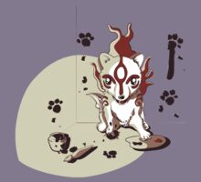 Dirty Okami by CristinaO