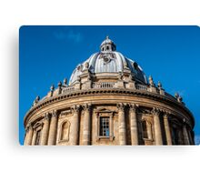 Radcliffe Camera Oxford England Canvas Print