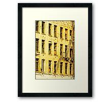 Auckland Building Framed Print