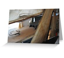 A Collection of Pond Yachts II Greeting Card