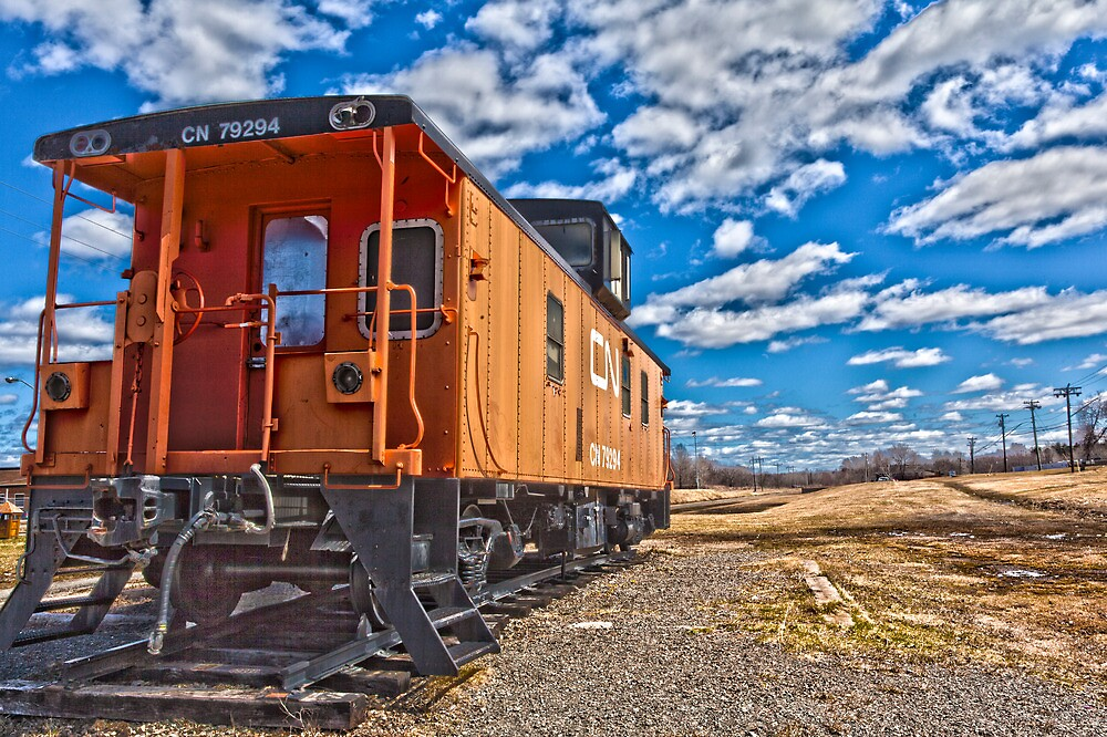Caboose by biffmitchell