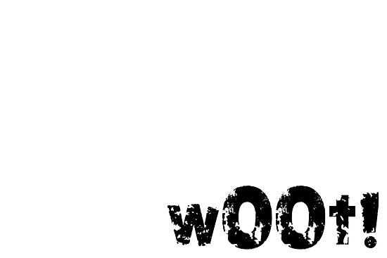 wOOt! by Vana Shipton