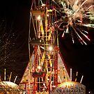 Ferris Wheel Hungerford Berkshire by mlphoto