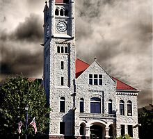 The Old Courthouse by LarryB007
