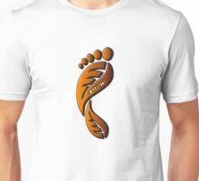 keep it barefoot Unisex T-Shirt