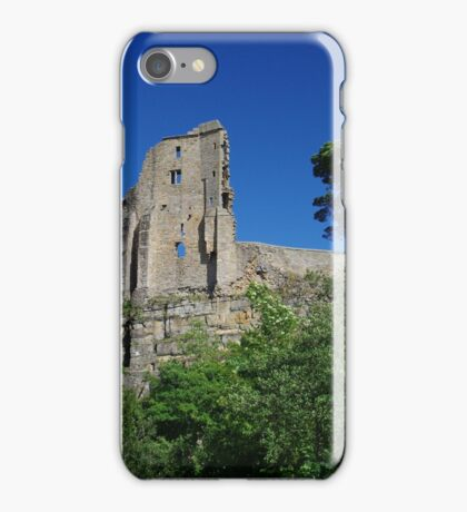 Barnard Castle iPhone Case/Skin