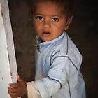 Village Boy by David R. Anderson