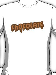 Chocolate Graffiti T-Shirt