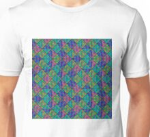 Mid-Century Quilt #2  Unisex T-Shirt