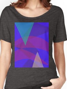 Pine Trees Women's Relaxed Fit T-Shirt
