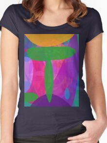 Green T Women's Fitted Scoop T-Shirt