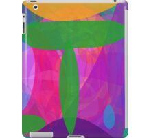 Green T iPad Case/Skin